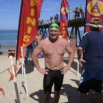 Glenelg Open Water Swim - 28 December 2010