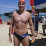 Glenelg Open Water Swim - 28 December 2010