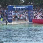 Angus completes Rottnest Crossing 2009