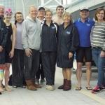 Adelaide Masters Interclub team for interclub 2, 2019